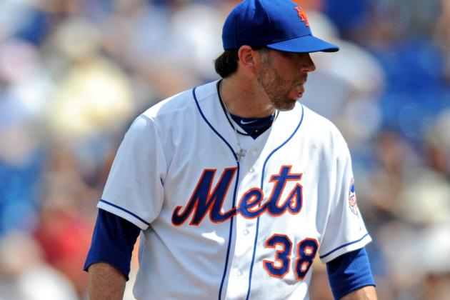 Another Injury for Shaun Marcum; Notes on Yankees, Mets and Red Sox