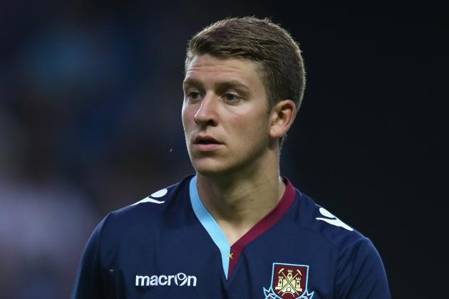 West Ham Youngster George Moncur Has a Signed a Two-Year Deal