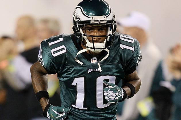 Eagles' DeSean Jackson Unlikely to Be Used Like Ducks' De'Anthony Thomas