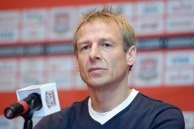 Jurgen Klinsmann: How Important Is Match Against Mexico?