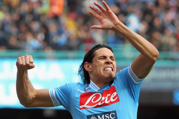 Napoli Great Even Without Cavani