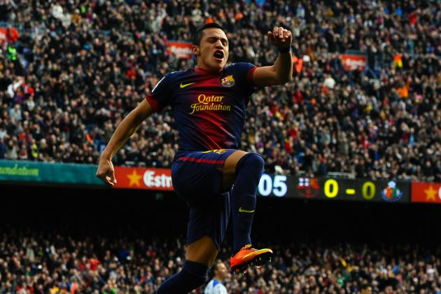 Sanchez: I'm Happy at Barcelona