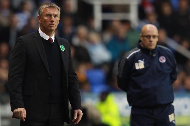 Premier League: Does Adkins for Reading Mean EPL Is Eating Itself?