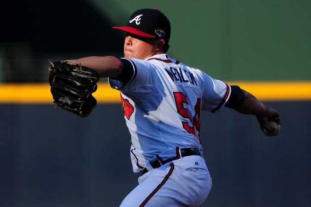 Kris Medlen's Rough Spring Should Be No Cause for Concern for Atlanta Fans