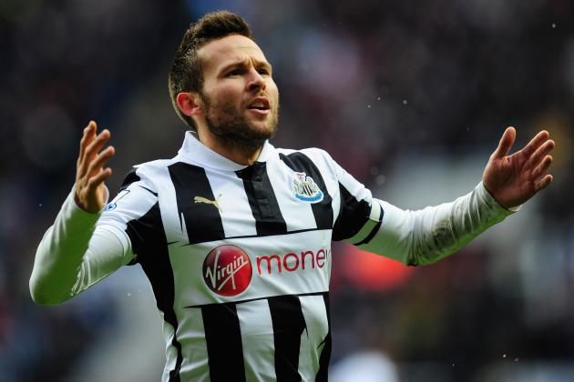 Newcastles Yohan Cabaye Reveals He Battled Depression After Euro 2012