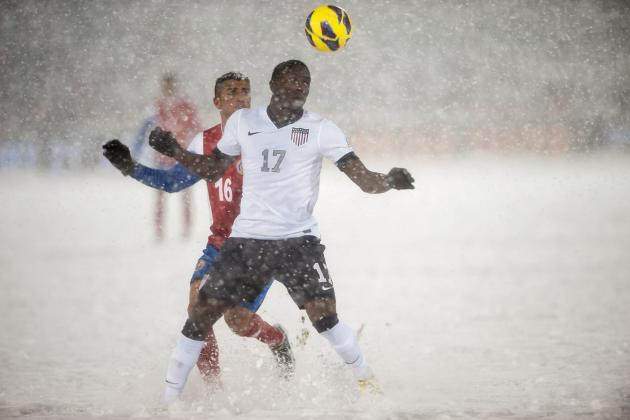 USMNT: Costa Rica Appeals Snow Game to FIFA as U.S. Prepares for Mexico