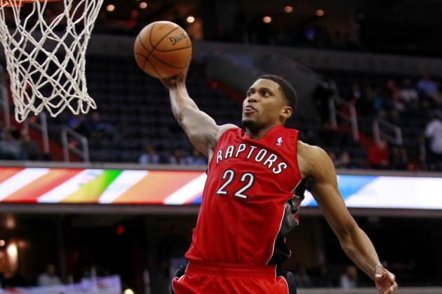 Raptors' Rudy Gay Says His Season Isn't over