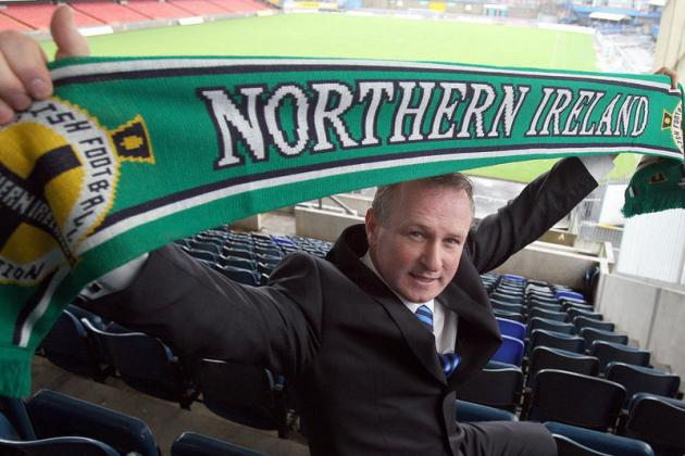 World Cup: Michael O'Neill Seeking to Lift Northern Ireland