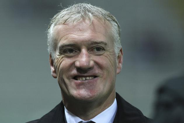 Deschamps Not After Draw, But…