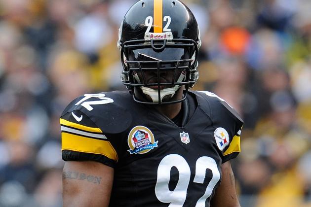 Ed: Steelers Close the Door on James Harrison