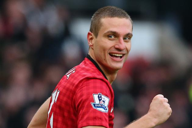 Man United Would Consider £10m-Plus Vidic Sale as AC Milan Size Up Move