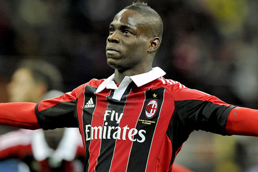 AC Milan Chief Executive Adriano Galliani Backs Mario Balotelli for Ballon d'Or