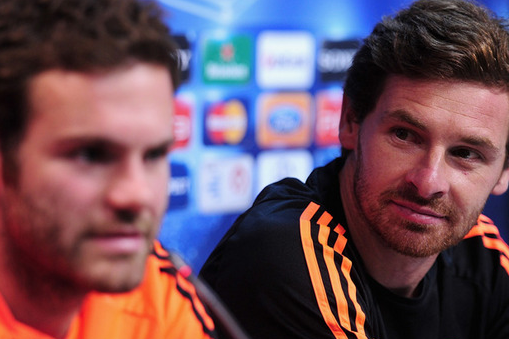 Mata Says Reported Real Madrid Target Andre Villas-Boas Could Coach Any Team