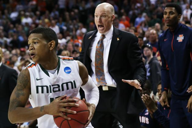 Miami vs. Marquette: Game Time, TV Schedule, Spread Info and Predictions