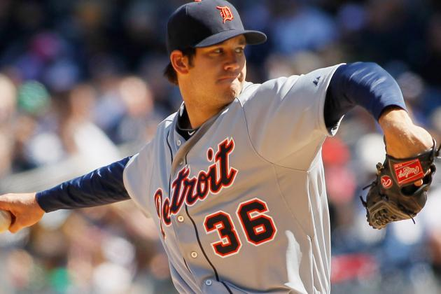 Detroit Tigers Send Luke Putkonen to Triple-a Toledo,