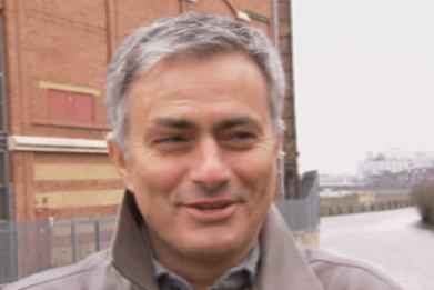 Real Madrid Coach Jose Mourinho Wont Rule out a Return to Chelsea