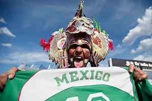 U.S. Experiences: Azteca Daunting, but Progress Is Steady