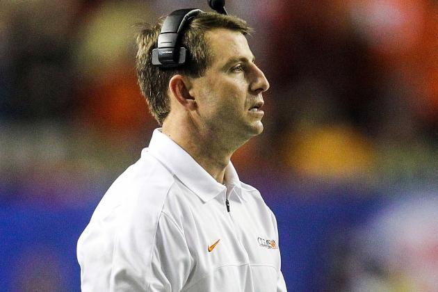 Falcons Turn to Clemson for Read-Option Help