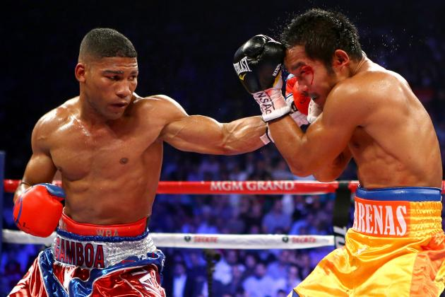 50 Cent, Yuriorkis Gamboa Should Forget Adrien Broner, Wait for Nonito Donaire
