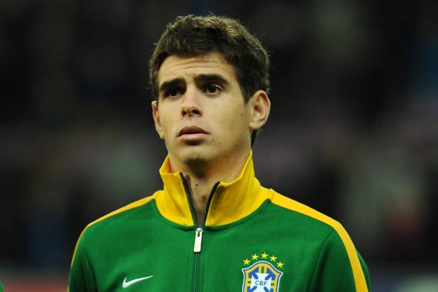 Why Chelsea's Oscar Is Brazil's Most Important Player Right Now