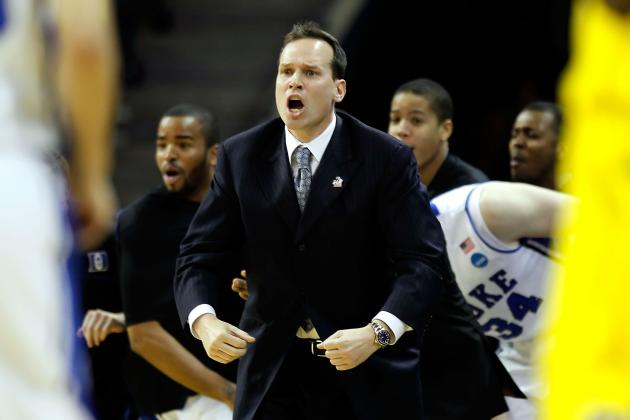 Duke Assistant Chris Collins Heavy Favorite at Northwestern