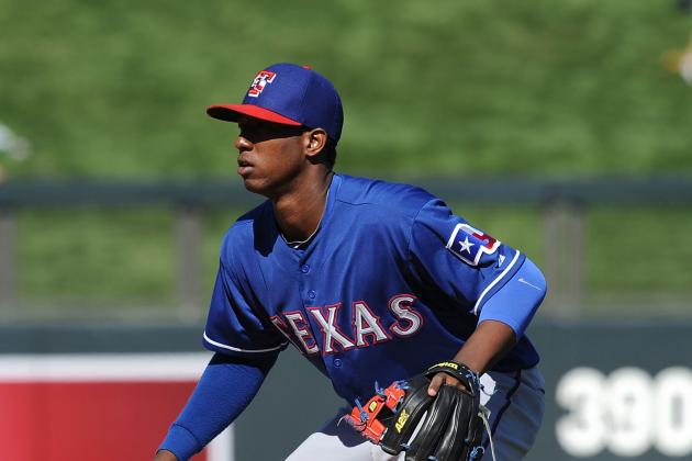 Fantasy Baseball 2013: Prospects to Draft Late and Stash on Your Bench