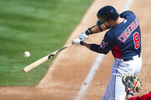 Cleveland Indians' Chisenhall Doesn't Have to Fight for Spot on Roster