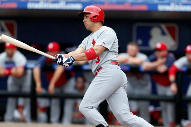 Beltran Returns to Lineup, Offers Opening Day Preview