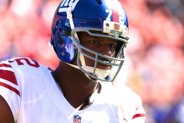 Would Osi Umenyiora Be Better in Atlanta Than John Abraham?