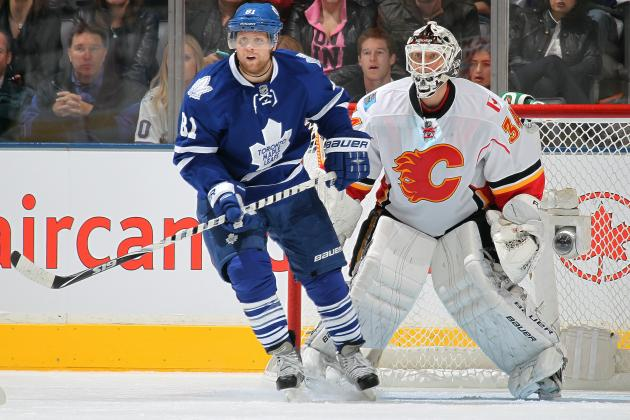 NHL Trade Rumors: Acquiring Miikka Kiprusoff Would Be a Mistake for Leafs
