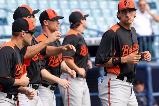 In Replacing Wilson Betemit, Orioles Depth on Display