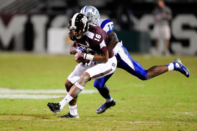 Joe Morrow Ready to Become Miss State's Big-Play Threat at WR