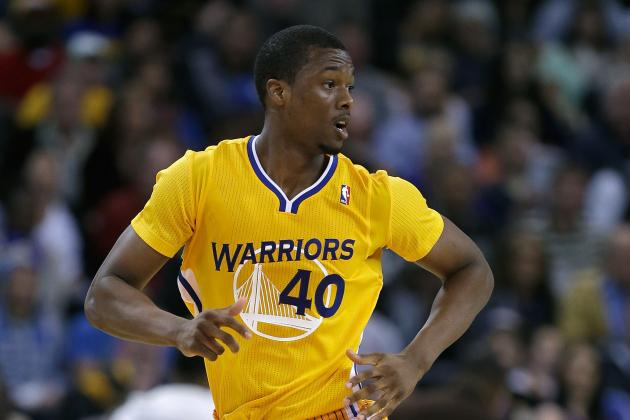 Harrison Barnes Gets Snarky with Warriors Fans