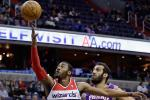 John Wall Drops Career-High 47 Points vs. Grizzlies