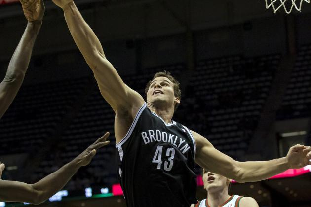 Humphries Shook off Rust to Make Huge Nets Return