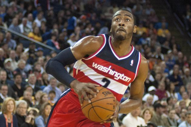 Watch All 47 of John Wall's Points (VIDEO)
