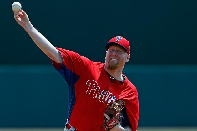 Phillies Release RHP Aaron Cook