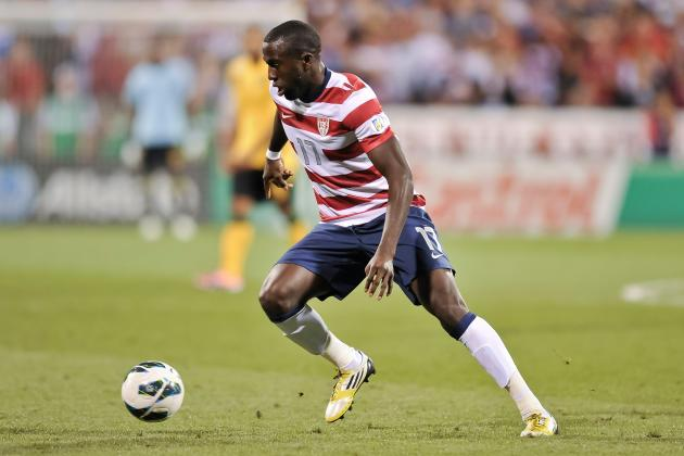 Jozy Altidore: The Goals Will Come