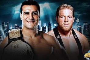 Alberto Del Rio vs. Jack Swagger Will Impress at WrestleMania 29