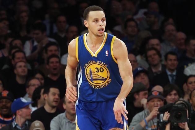 Stephen Curry Breaks Steve Nash's Ankles, Drains Three (VIDEO)