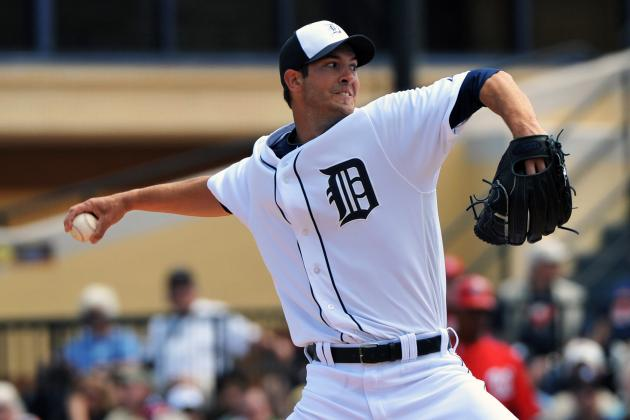 Porcello Wins 5th Starter Job Over Smyly