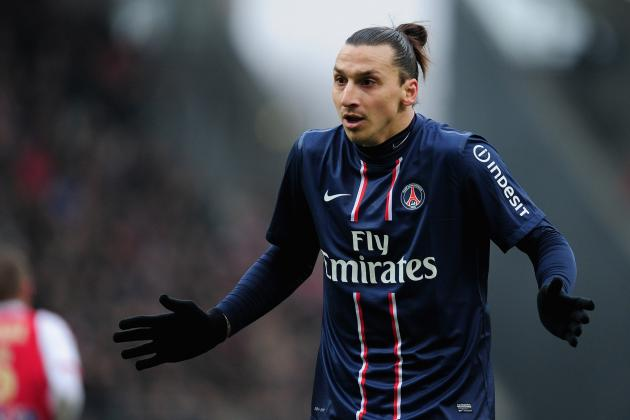 Zlatan Ibrahimovic Cleared to Play for PSG vs. Barcelona