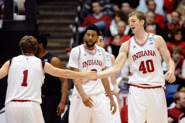 NCAA Tournament TV Schedule: IU Plays at 9:45 P.m. Thursday