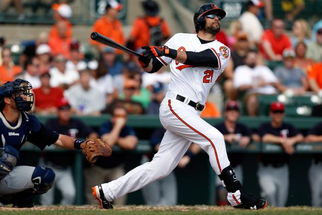 Is Nick Markakis' Impact on Orioles' Lineup Hidden by His Weaker Power Numbers?