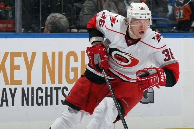 Canes Now: Canes Put Jokinen, Wallace on Waivers