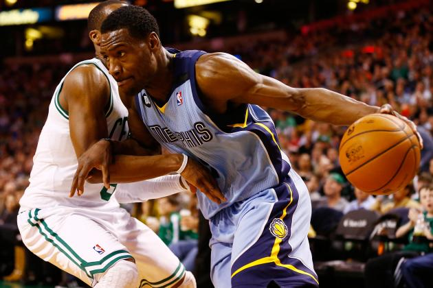 Memphis Grizzlies Tony Allen Makes Time's List of Best Twitter Feeds