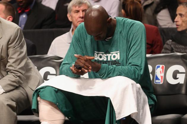 Knicks vs. Celtics: How Boston Can Make Up for Absence of Kevin Garnett