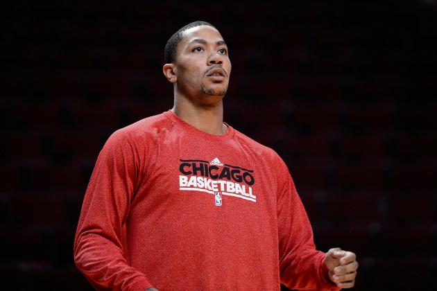 Derrick Rose Should Return to Bulls on Strict Minute Limitation