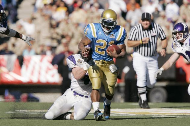 Maurice Jones-Drew Trades Family for UCLA Campus Life