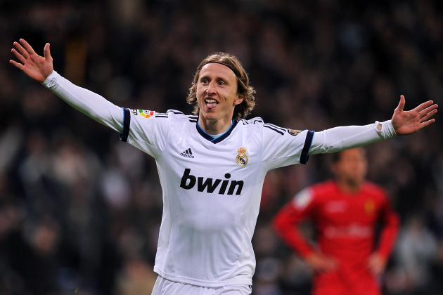 Wales out to Stop 'Genius' Modric